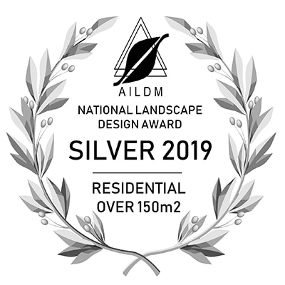 AILDM National Landscape Design Award — Silver 2019 - Residential Over 150m2